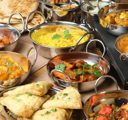 megamasjid Indian meal2